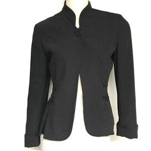 Ann Klein detailed blazer
